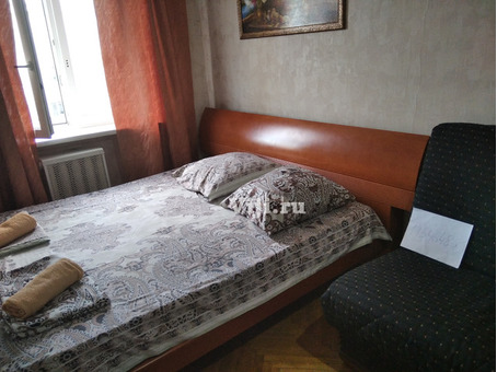 Трехкомнатная квартира в центре на Комсомольской